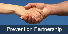 Prevention Partner advert